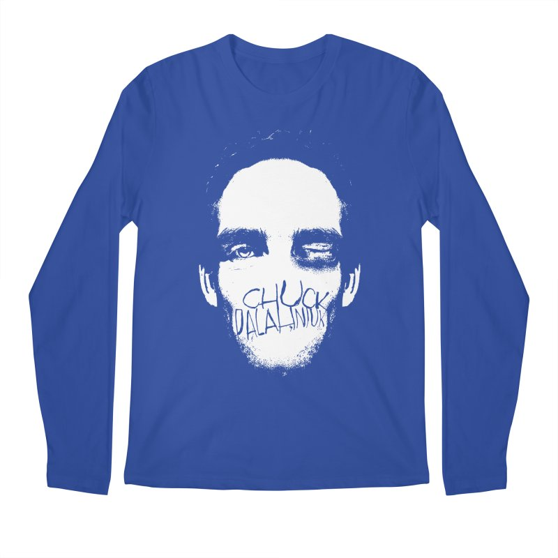 Bruiser Men's Regular Longsleeve T-Shirt by The Official ChuckPalahniuk.net Shop