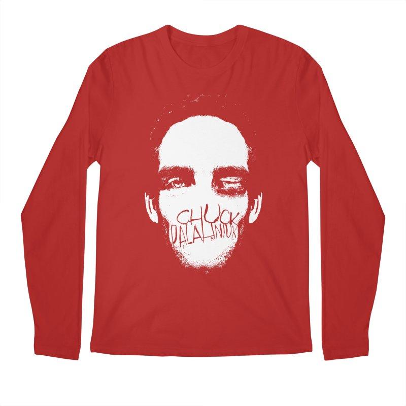Bruiser Men's Longsleeve T-Shirt by The Official ChuckPalahniuk.net Shop
