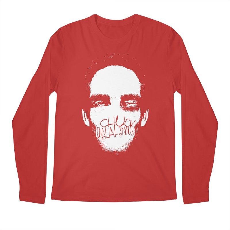 Bruiser Men's Regular Longsleeve T-Shirt by The Official ChuckPalahniuk.net Shop