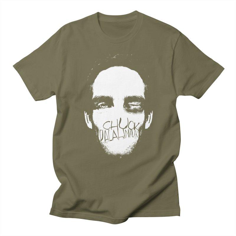 Bruiser Men's Regular T-Shirt by The Official ChuckPalahniuk.net Shop