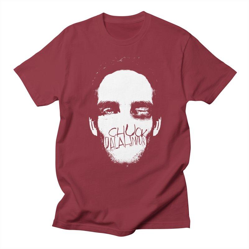 Bruiser Women's Unisex T-Shirt by The Official ChuckPalahniuk.net Shop