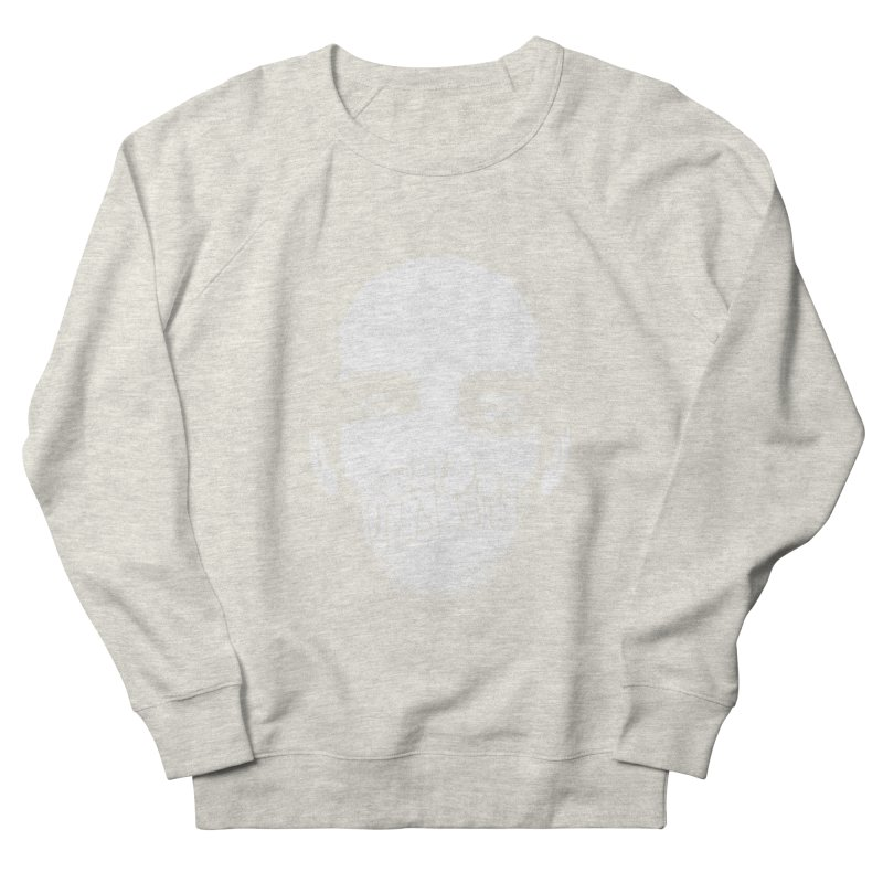 Bruiser Women's French Terry Sweatshirt by The Official ChuckPalahniuk.net Shop
