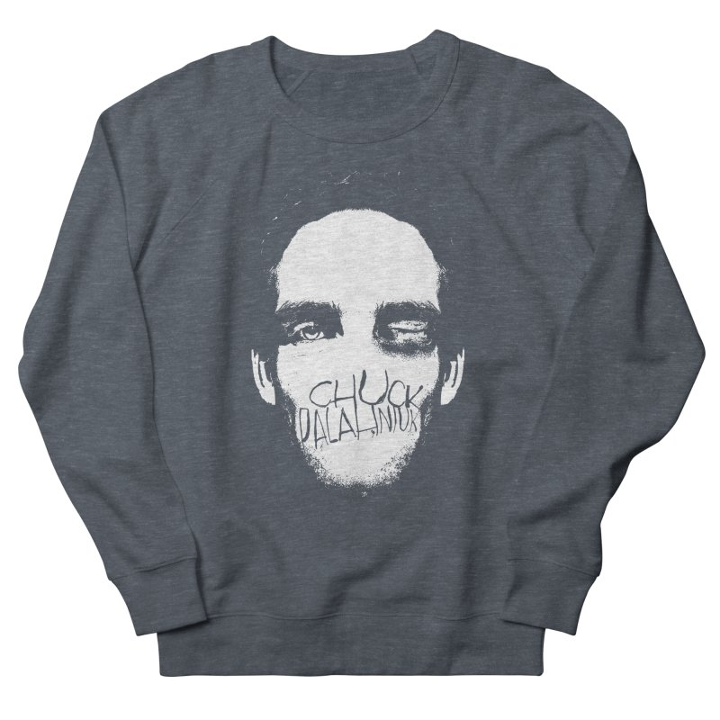 Bruiser Men's Sweatshirt by The Official ChuckPalahniuk.net Shop