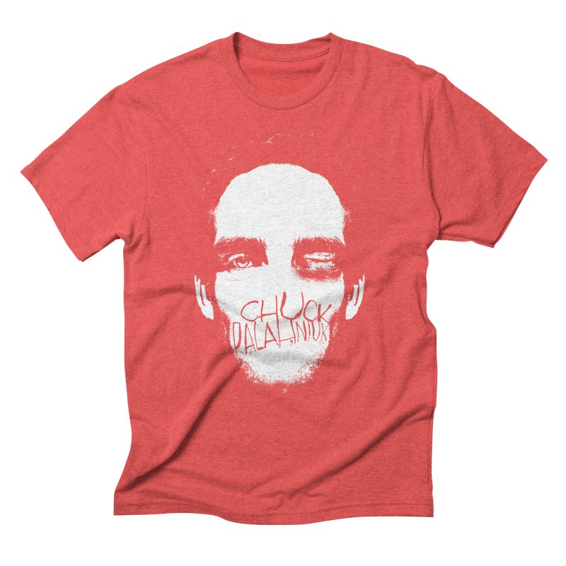 Bruiser Men's Triblend T-Shirt by The Official ChuckPalahniuk.net Shop