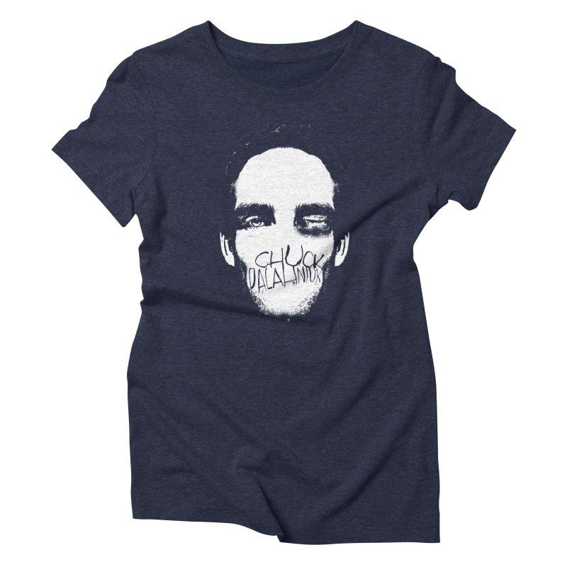 Bruiser Women's T-Shirt by The Official ChuckPalahniuk.net Shop
