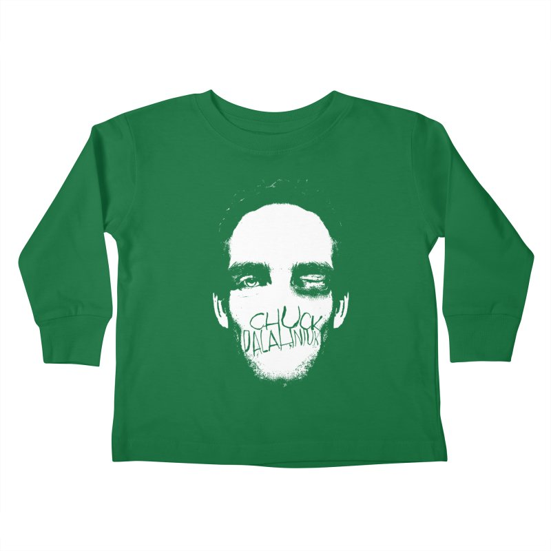 Bruiser Kids Toddler Longsleeve T-Shirt by The Official ChuckPalahniuk.net Shop