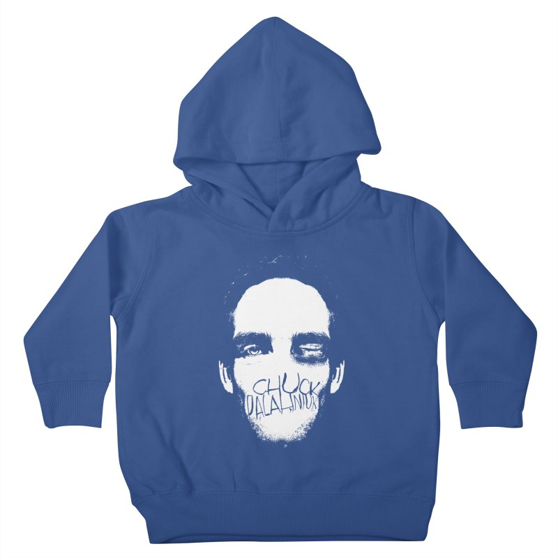 Bruiser Kids Toddler Pullover Hoody by The Official ChuckPalahniuk.net Shop