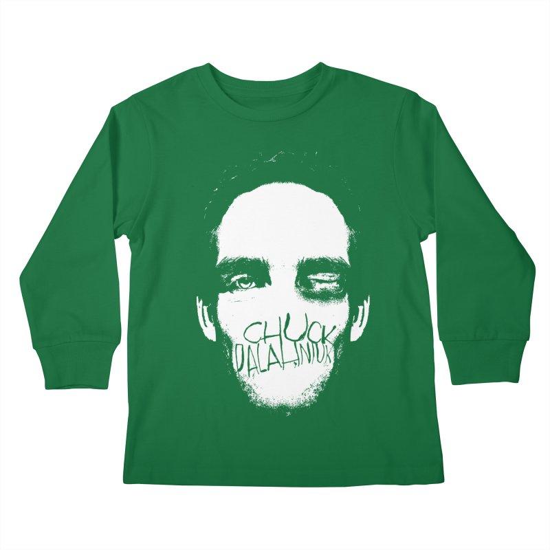 Bruiser Kids Longsleeve T-Shirt by The Official ChuckPalahniuk.net Shop