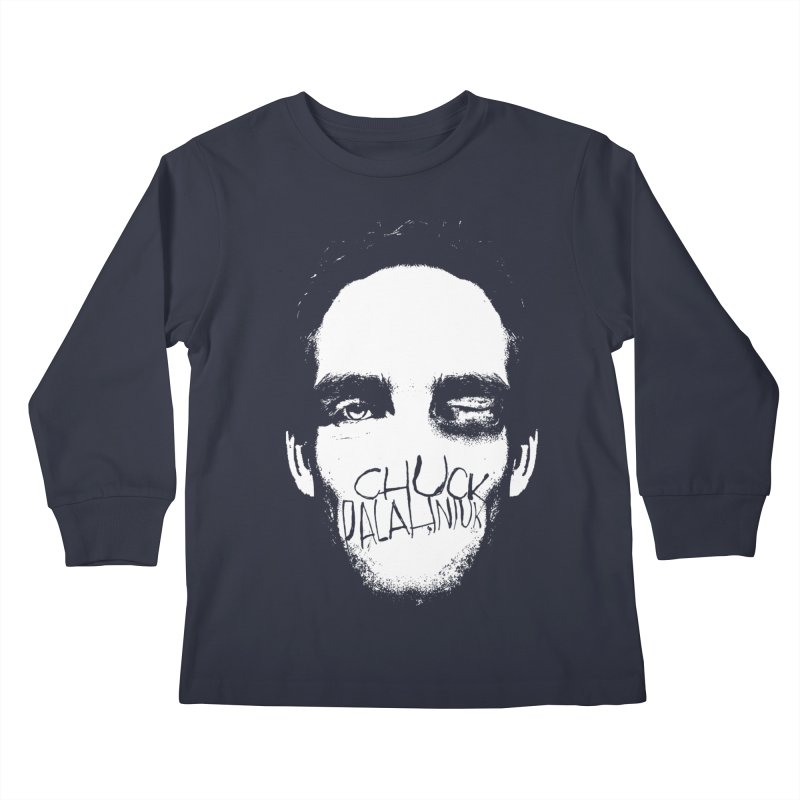 Bruiser Kids Longsleeve T-Shirt by The Official ChuckPalahniuk.net Shop