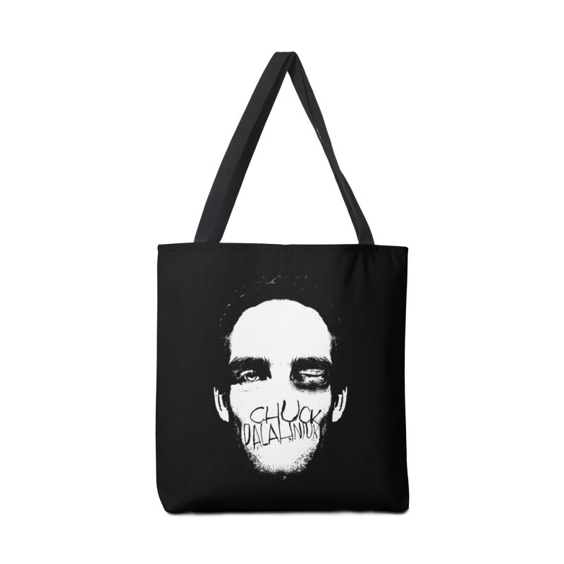 Bruiser Accessories Tote Bag Bag by The Official ChuckPalahniuk.net Shop