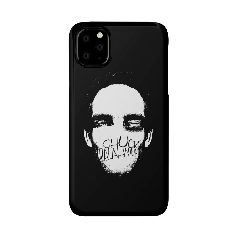 Bruiser Accessories Phone Case by The Official ChuckPalahniuk.net Shop