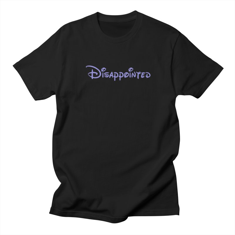 The Original Disappointed Shirt Men's T-Shirt by The Official ChuckPalahniuk.net Shop