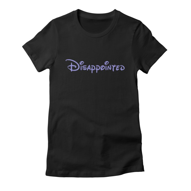 The Original Disappointed Shirt Women's T-Shirt by The Official ChuckPalahniuk.net Shop