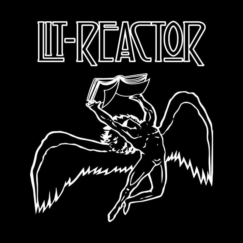 LitReactor - Band Logo Women's T-Shirt by The Official ChuckPalahniuk.net Shop