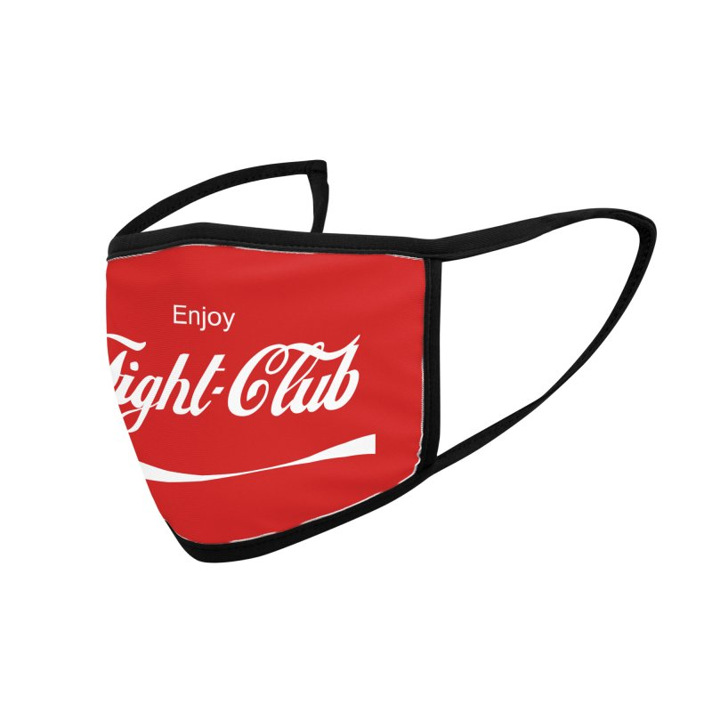 Enjoy Fight Club Accessories Face Mask by The Official ChuckPalahniuk.net Shop