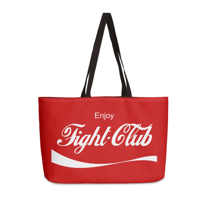 Enjoy Fight Club Accessories Bag by The Official ChuckPalahniuk.net Shop