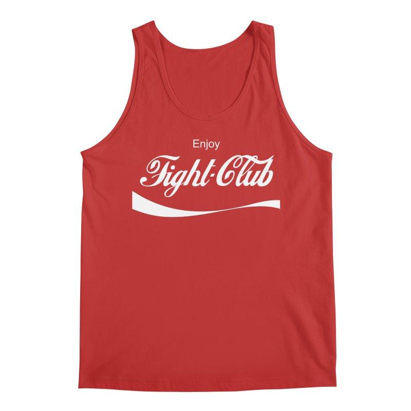 Enjoy Fight Club Men's Regular Tank by The Official ChuckPalahniuk.net Shop