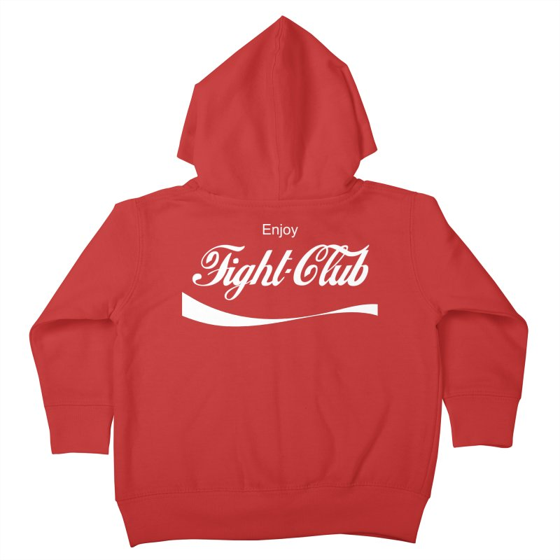 Enjoy Fight Club Kids Toddler Zip-Up Hoody by The Official ChuckPalahniuk.net Shop