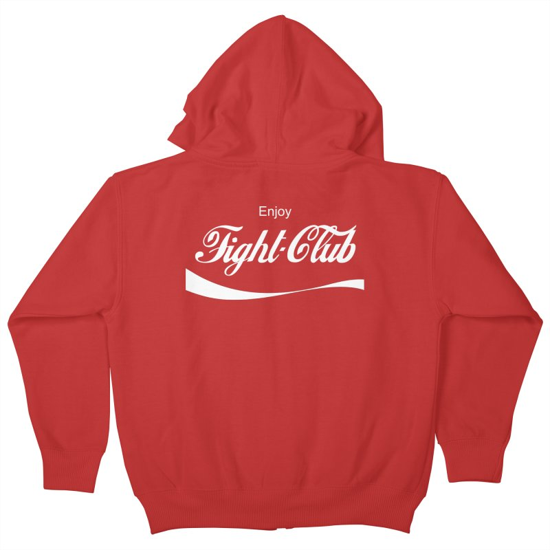 Enjoy Fight Club Kids Zip-Up Hoody by The Official ChuckPalahniuk.net Shop