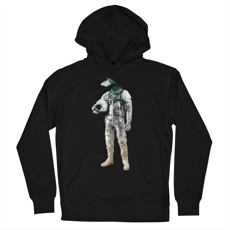 Fly Women's Pullover Hoody by Chuck Pavoni