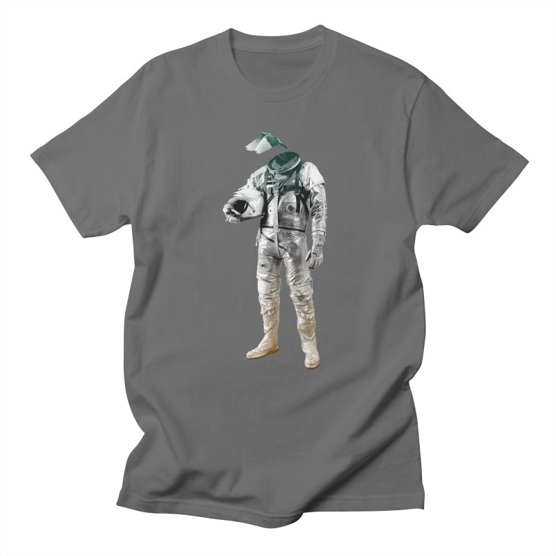 Fly Men's T-shirt by Chuck Pavoni