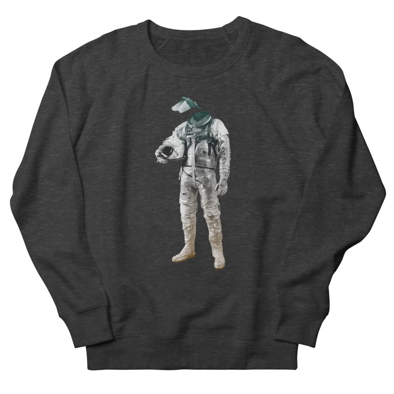 Fly Men's Sweatshirt by Chuck Pavoni