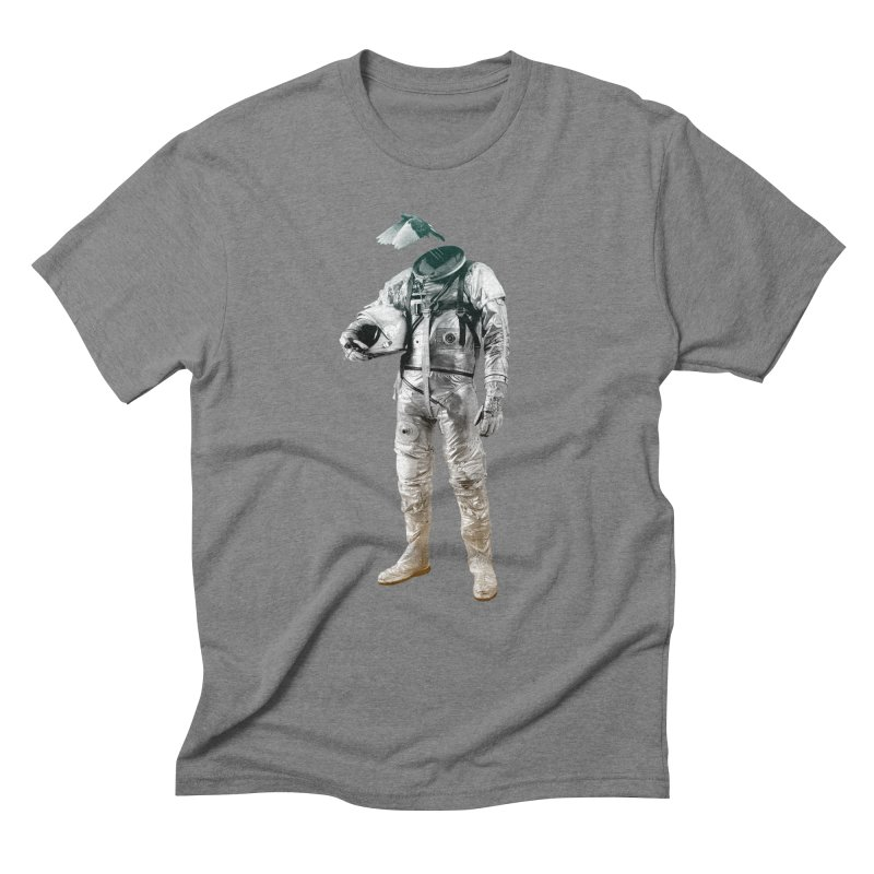 Fly Men's Triblend T-shirt by Chuck Pavoni