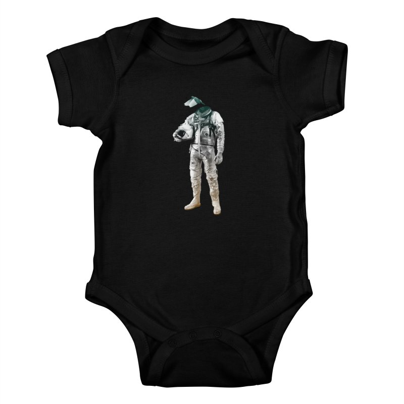 Fly Kids Baby Bodysuit by Chuck Pavoni