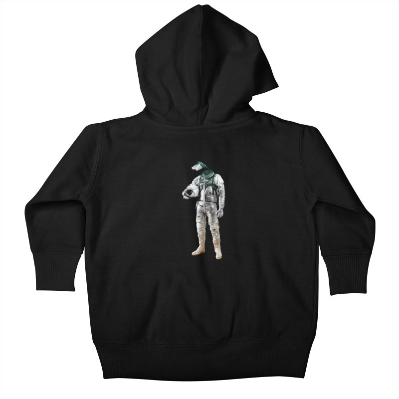 Fly Kids Baby Zip-Up Hoody by Chuck Pavoni
