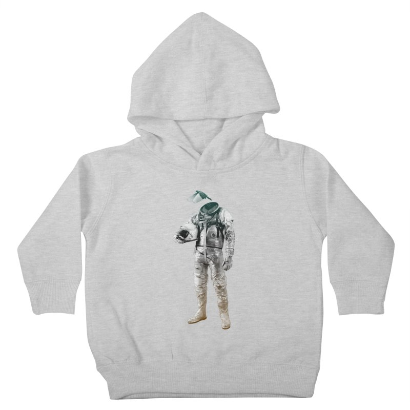 Fly Kids Toddler Pullover Hoody by Chuck Pavoni