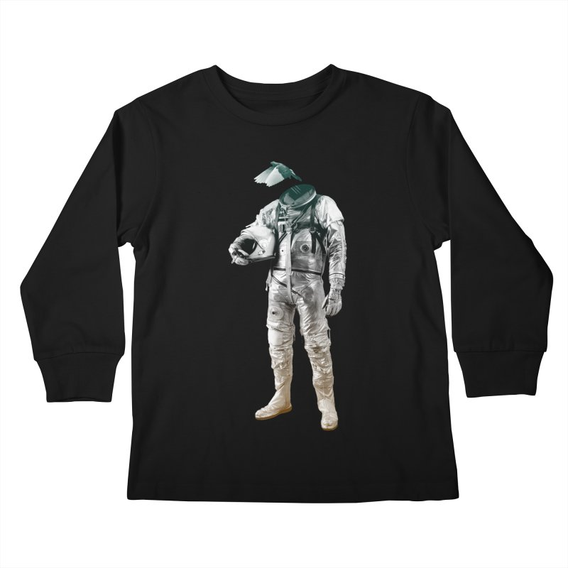 Fly Kids Longsleeve T-Shirt by Chuck Pavoni