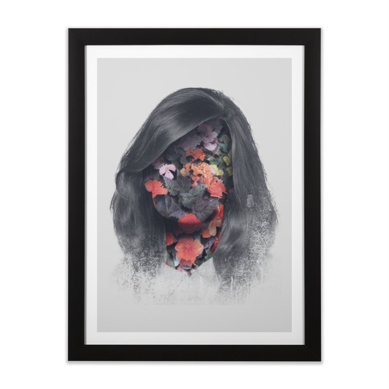 Natural Beauty Home Framed Fine Art Print by Chuck Pavoni
