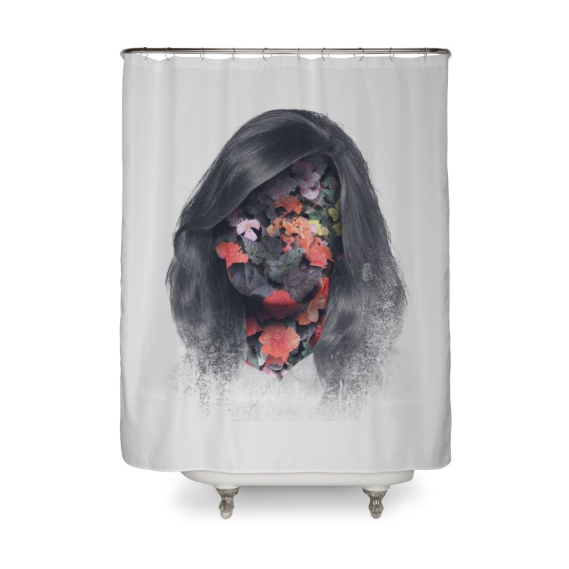 Natural Beauty Home Shower Curtain by Chuck Pavoni