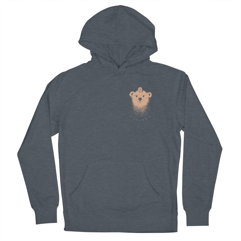 scout  Women's Pullover Hoody by Chuck Pavoni