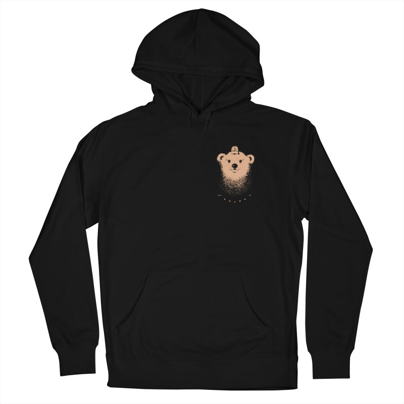 scout Women's French Terry Pullover Hoody by Chuck Pavoni