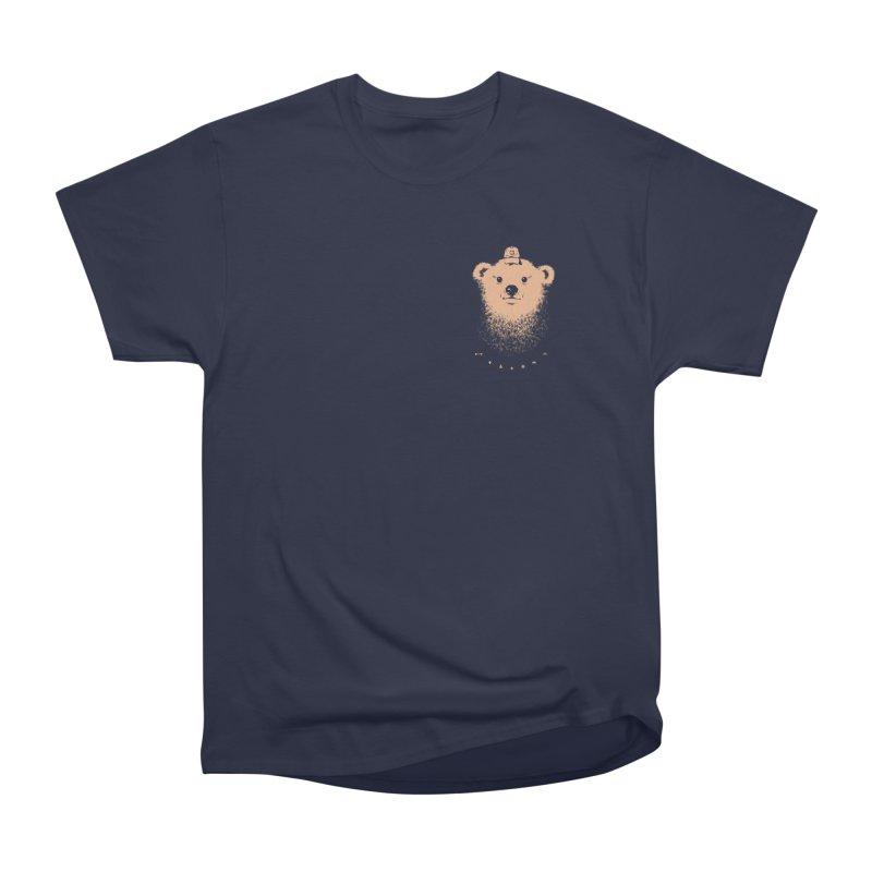 scout Men's Heavyweight T-Shirt by Chuck Pavoni