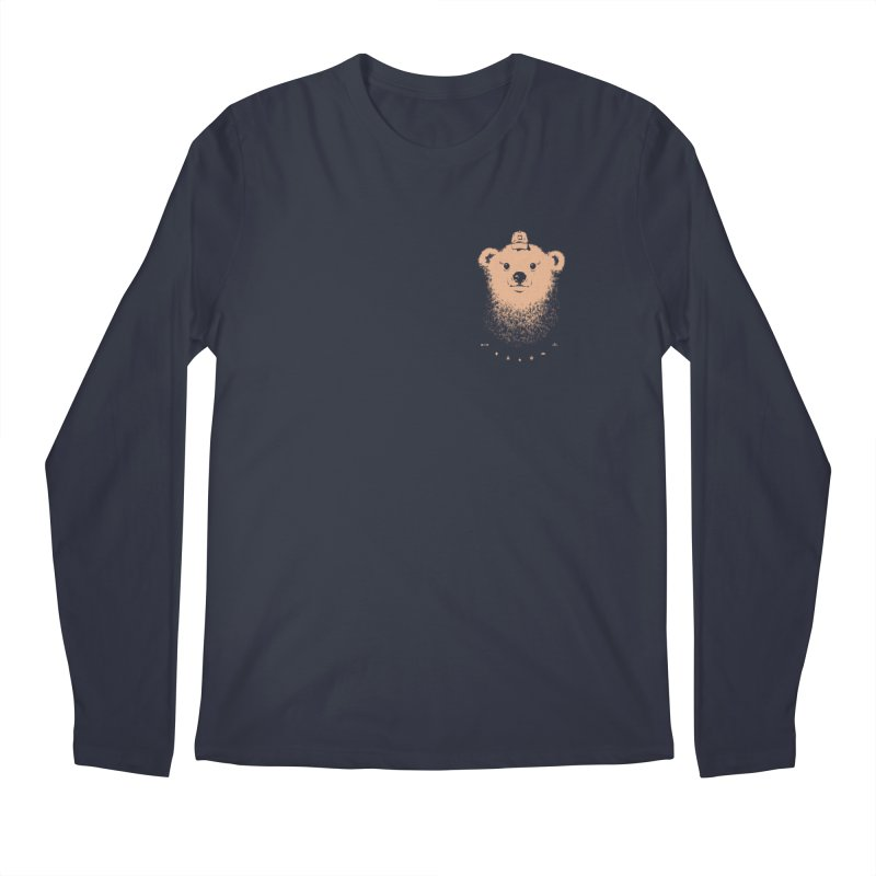 scout Men's Longsleeve T-Shirt by Chuck Pavoni