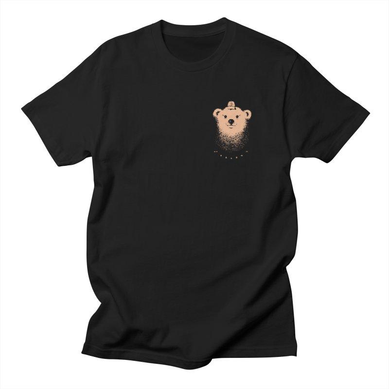 scout Men's Regular T-Shirt by Chuck Pavoni