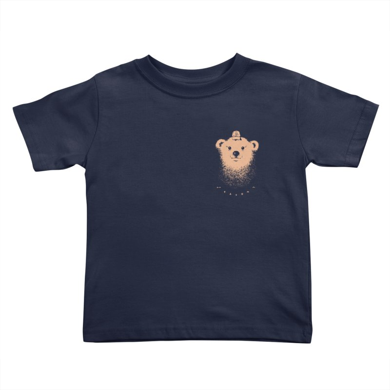 scout  Kids Toddler T-Shirt by Chuck Pavoni