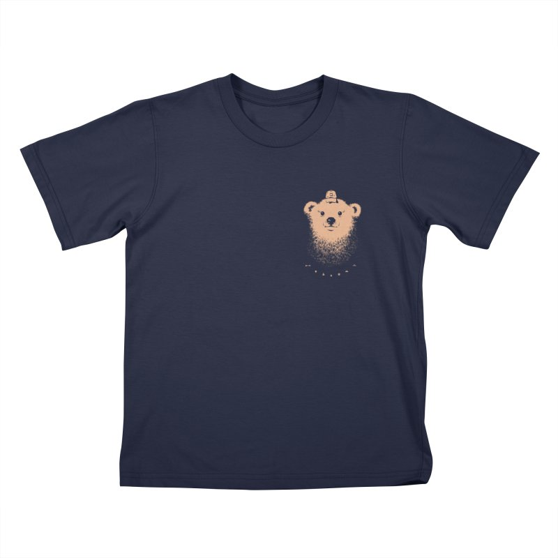 scout Kids T-Shirt by Chuck Pavoni