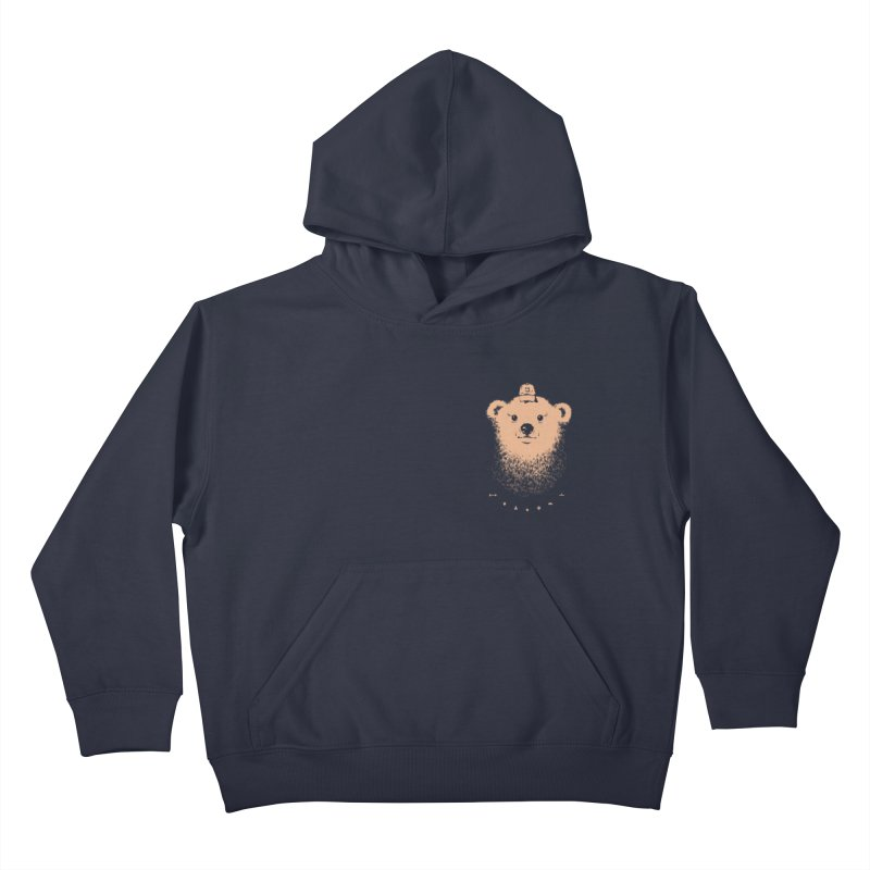 scout Kids Pullover Hoody by Chuck Pavoni
