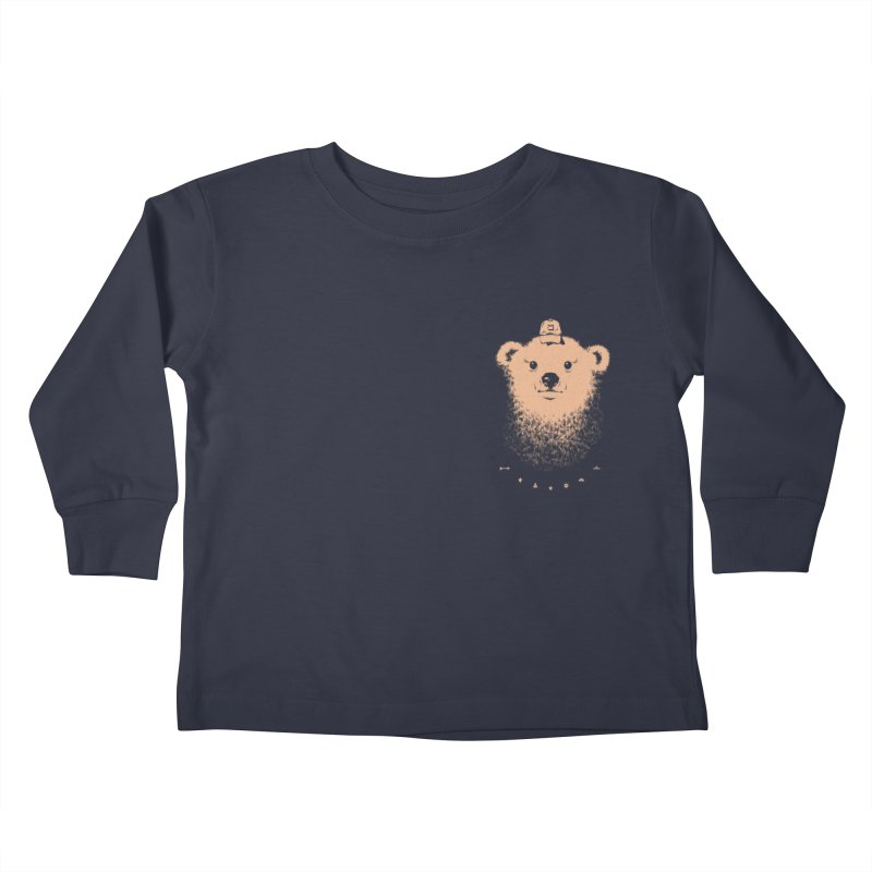 scout Kids Toddler Longsleeve T-Shirt by Chuck Pavoni