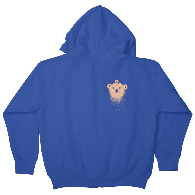 scout  Kids Zip-Up Hoody by Chuck Pavoni