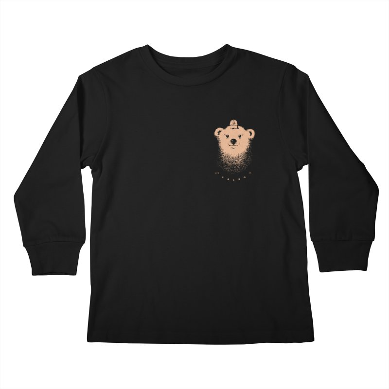 scout Kids Longsleeve T-Shirt by Chuck Pavoni
