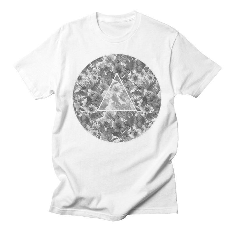 Flux 2.0 Men's T-shirt by Chuck Pavoni