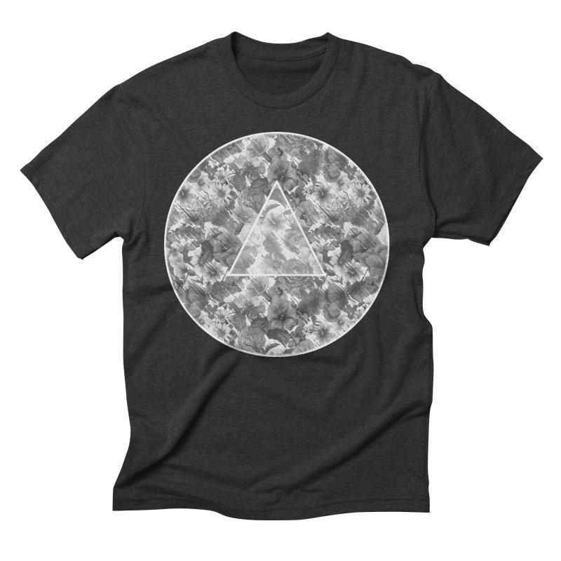 Flux 2.0 Men's Triblend T-shirt by Chuck Pavoni