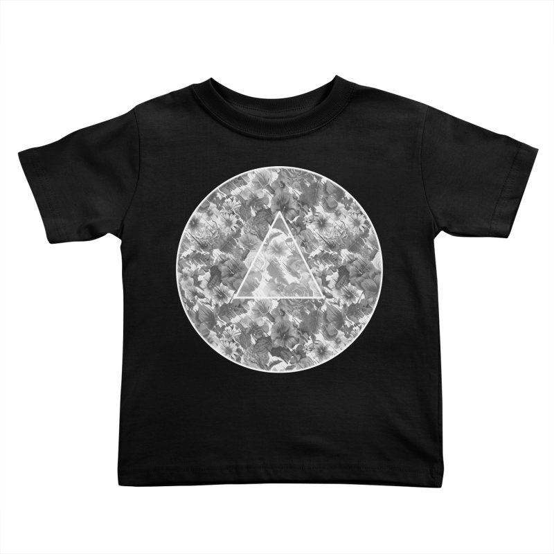 Flux 2.0 Kids Toddler T-Shirt by Chuck Pavoni