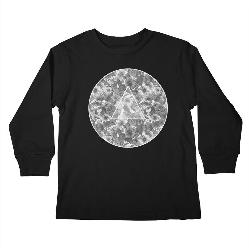 Flux 2.0 Kids Longsleeve T-Shirt by Chuck Pavoni
