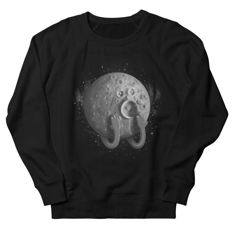 OMG, Space. Men's Sweatshirt by Chuck Pavoni