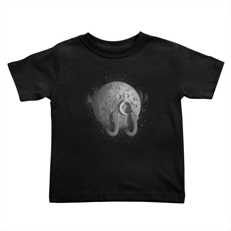 OMG, Space. Kids Toddler T-Shirt by Chuck Pavoni